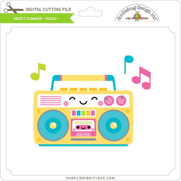 Sweet Summer - Radio