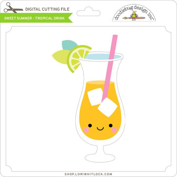 Sweet Summer - Tropical Drink