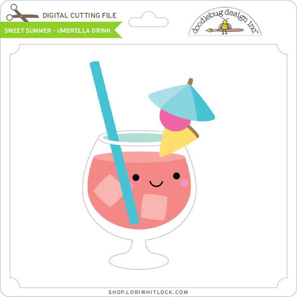Sweet Summer - Umbrella Drink