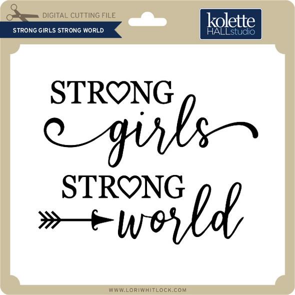 Strong Girls Strong World