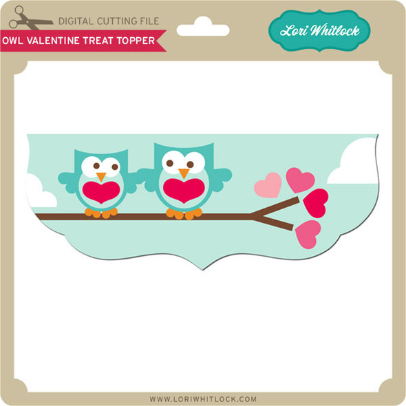 Owl Treat Topper