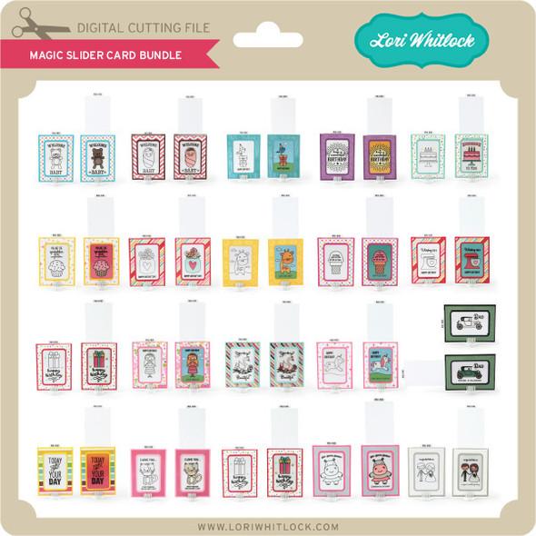 Magic Slider Card Bundle