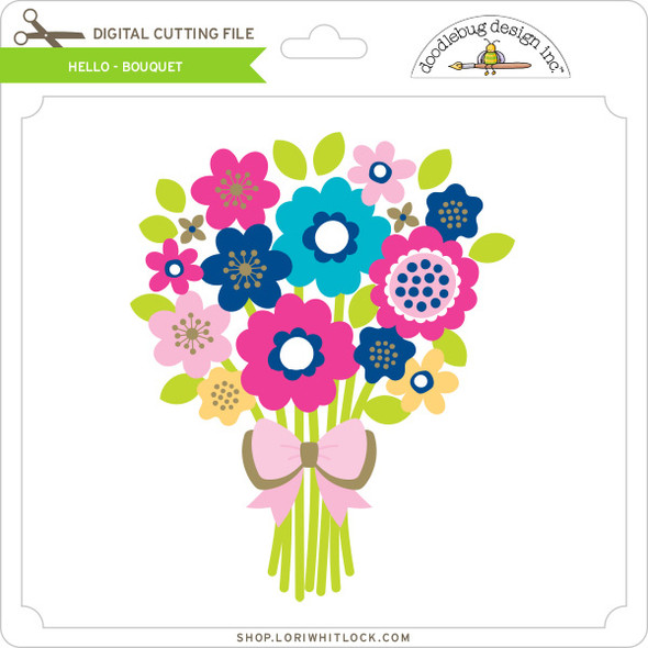 Hello - Bouquet