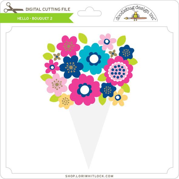 Hello - Bouquet 2