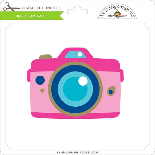 Hello - Camera 3