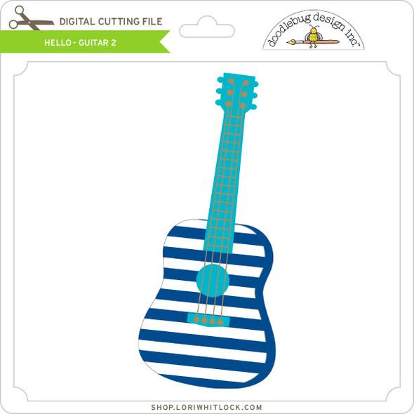 Hello - Guitar 2