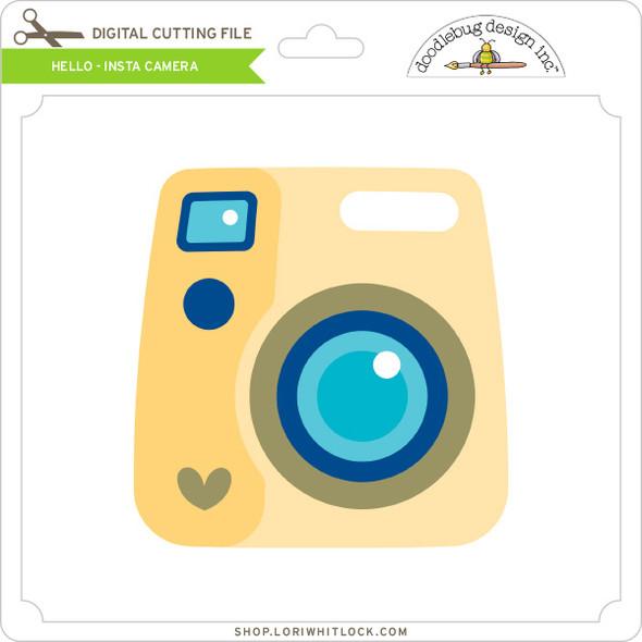 Hello - Insta Camera