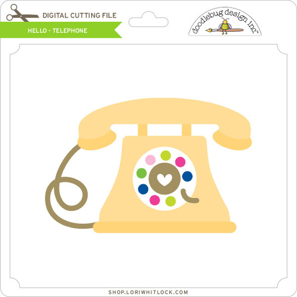 Hello - Telephone