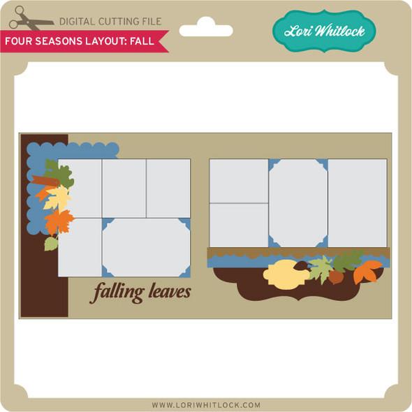 Four Seasons Layout: Fall