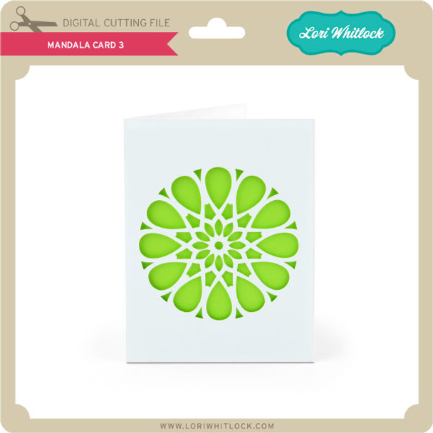 Mandala Card 3