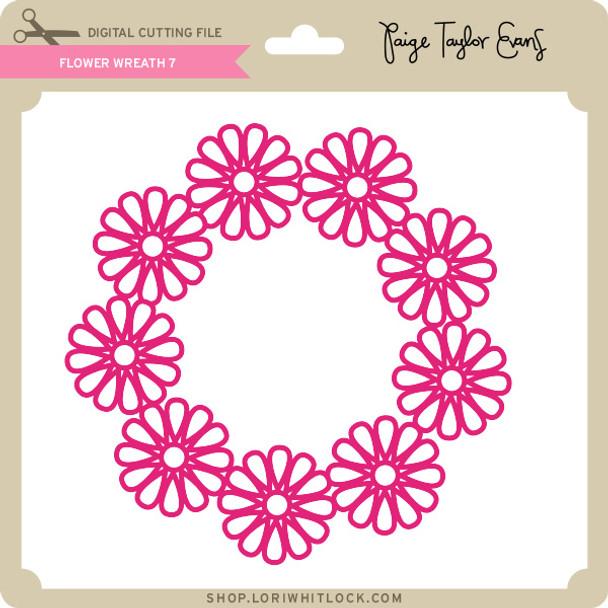 Flower Wreath 7