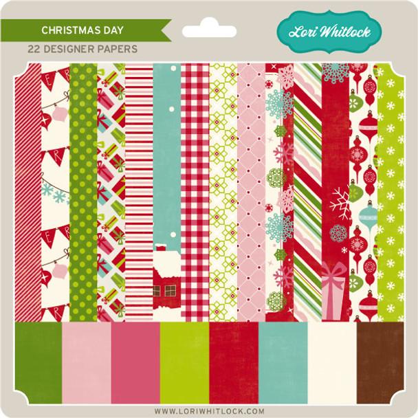 Pattern Fill Set Christmas Day