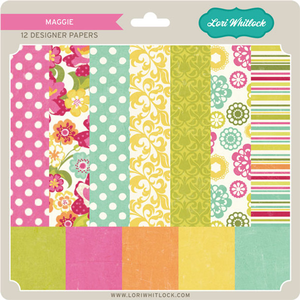 Pattern Fill Set Maggie
