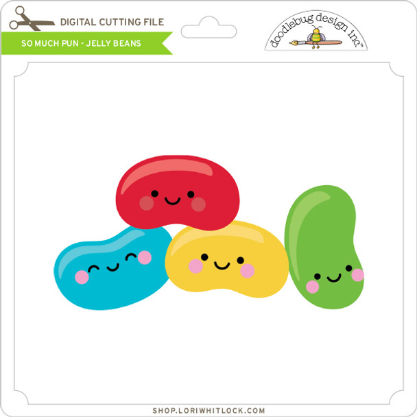 So Much Pun -  Jelly Beans