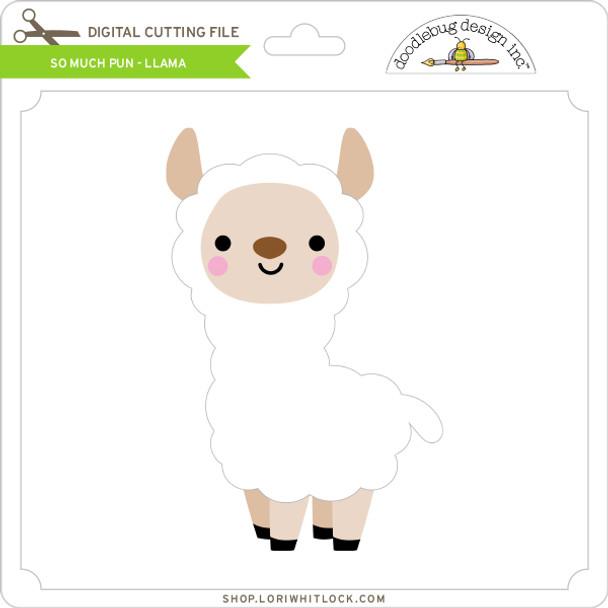 So Much Pun -  Llama