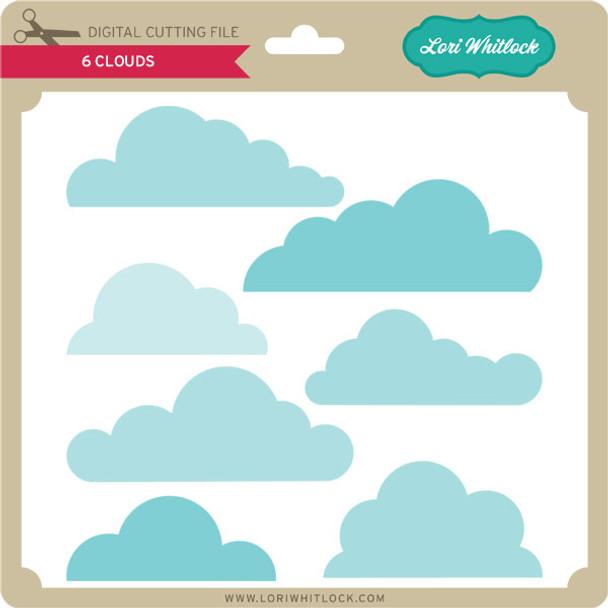 6 Clouds