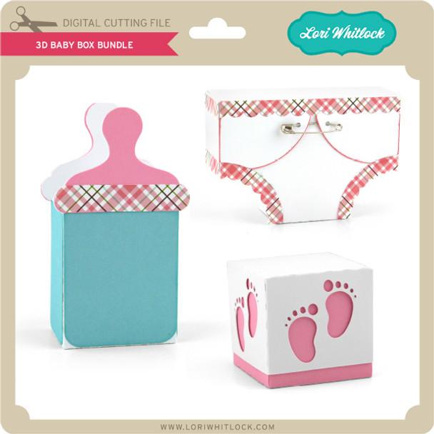 3D Baby Box Bundle