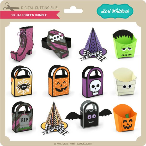 LW 3D Halloween Bundle
