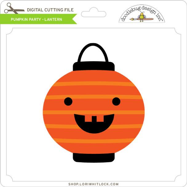 Pumpkin Party - Lantern
