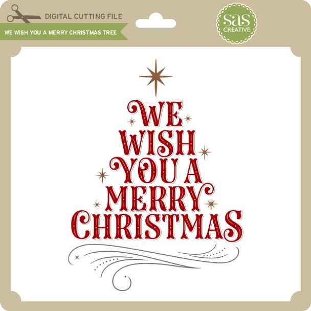 We Wish You A Merry Christmas Tree 3