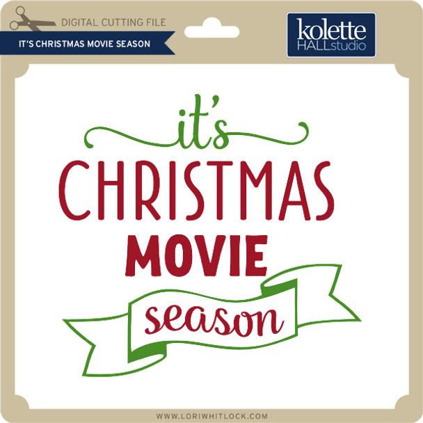 It's Christmas Movie Season