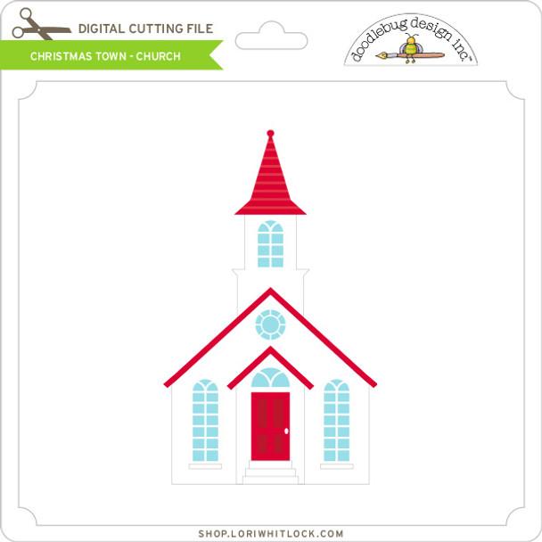Christmas Town - Church