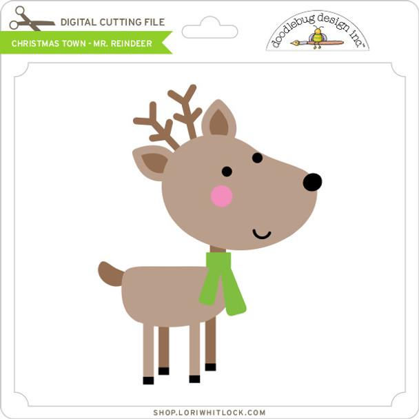 Christmas Town - Mr Reindeer