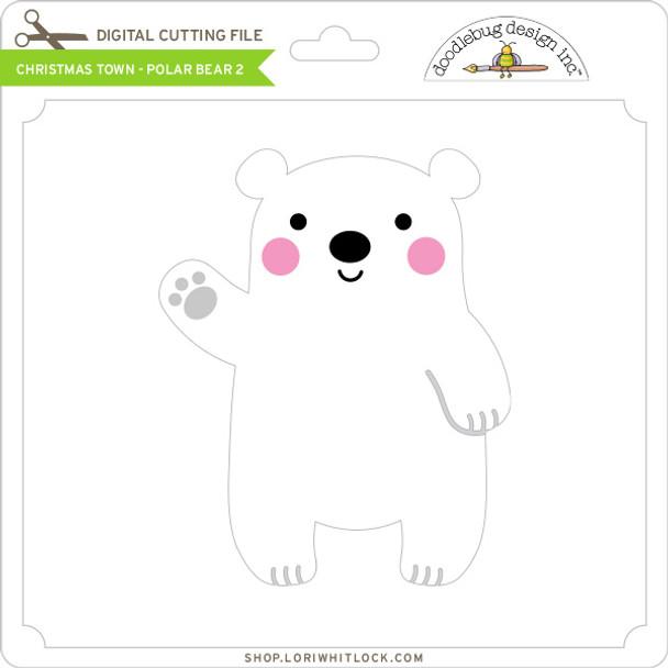 Christmas Town - Polar Bear 2