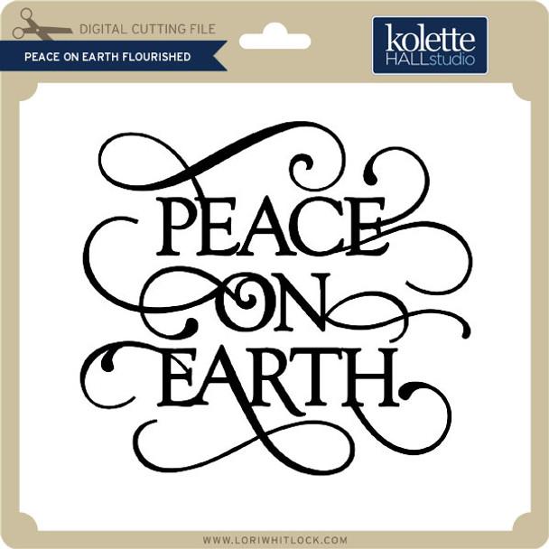 Peace on Earth Flourished
