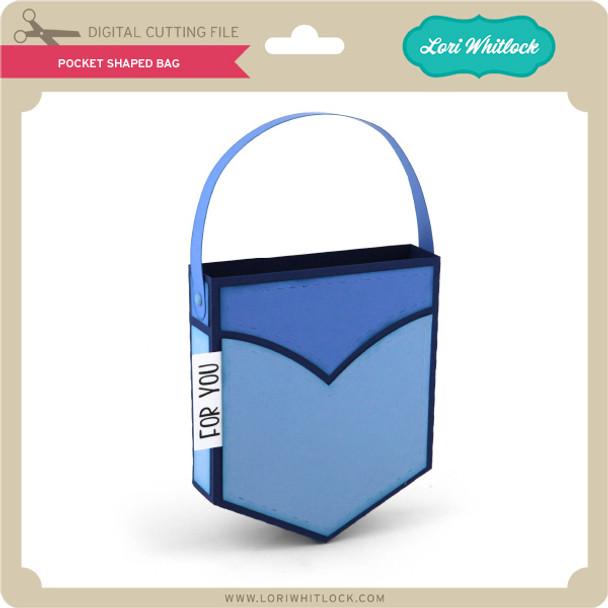 Pocket Shaped Bag