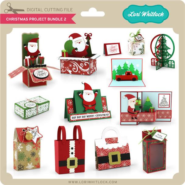 Christmas Project Bundle 2