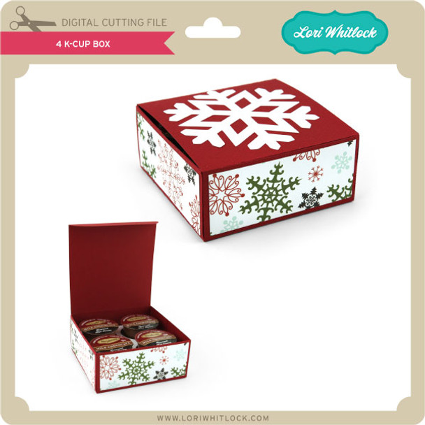 4 K-Cup Box