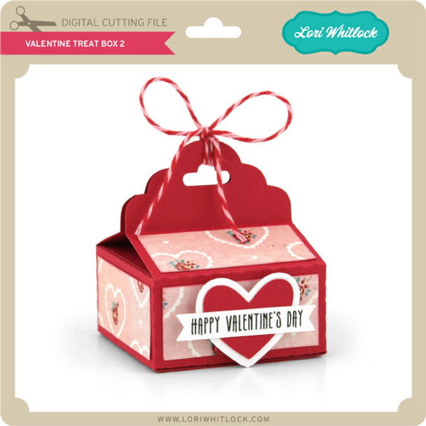 Valentine Treat Box 2