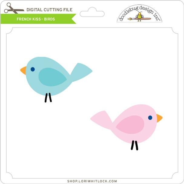 French Kiss - Birds