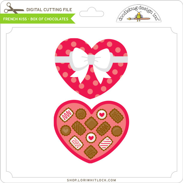 French Kiss - Box of Chocolates