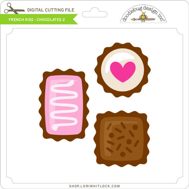 French Kiss - Chocolates 2