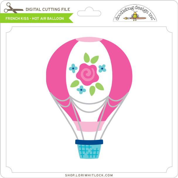French Kiss - Hot Air Balloon