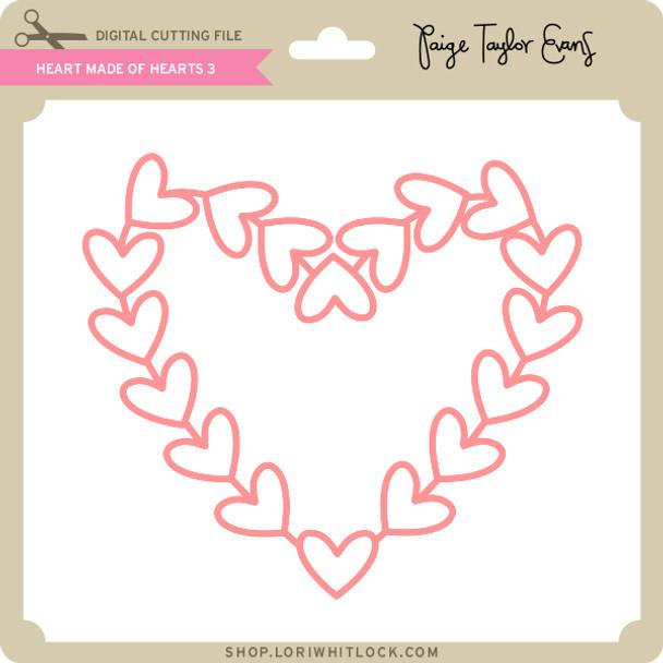 Heart Made of Hearts 3