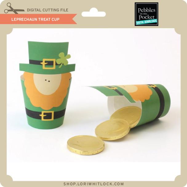 Leprechaun Treat Cup