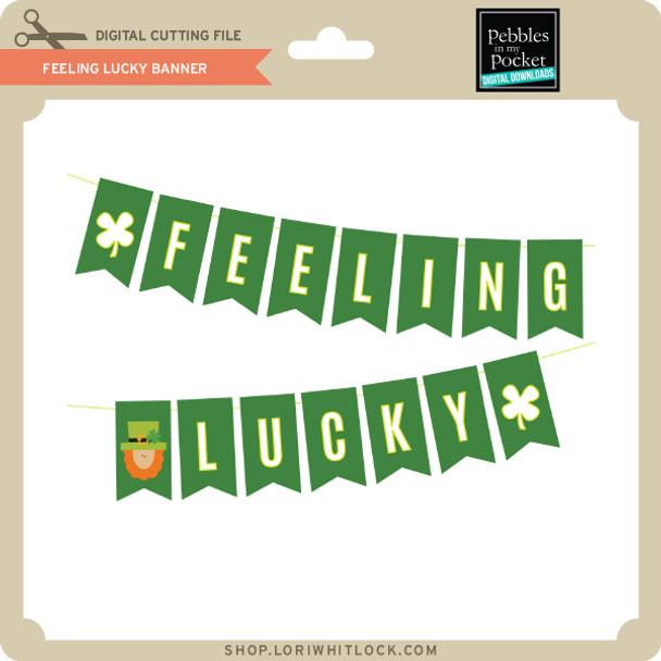 Feeling Lucky Banner