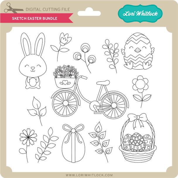 Sketch Easter Bundle