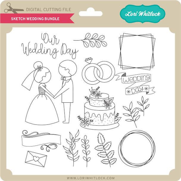 Sketch Wedding Bundle