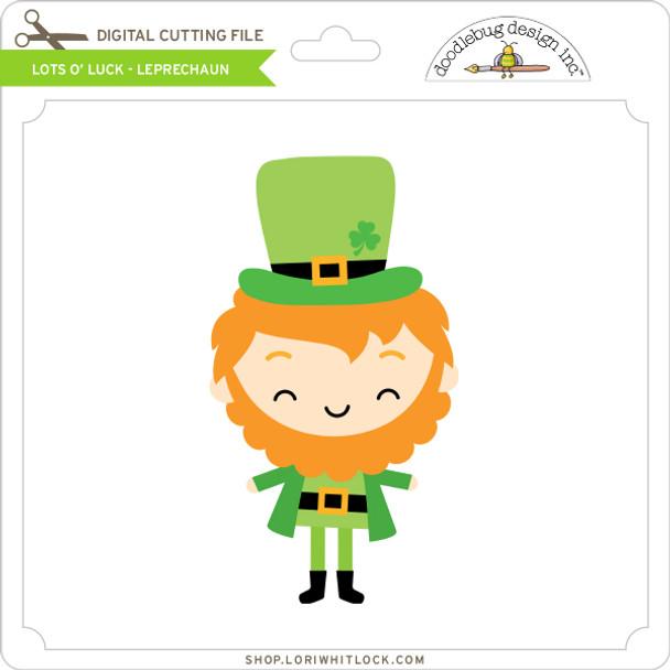 Lots O' Luck - Leprechaun