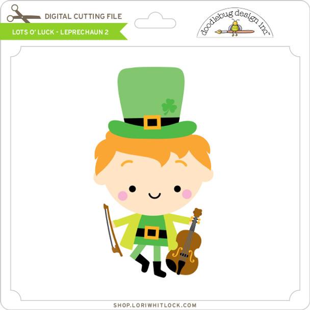 Lots O' Luck - Leprechaun 2
