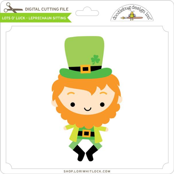 Lots O' Luck - Leprechaun Sitting