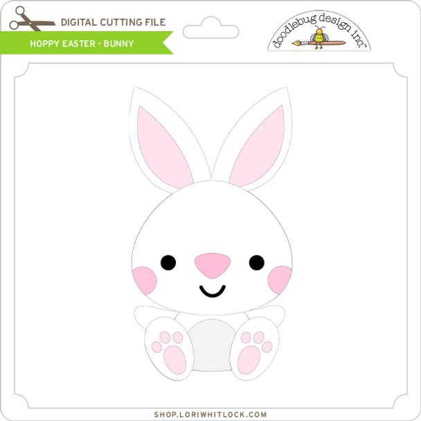 Hoppy Easter - Bunny