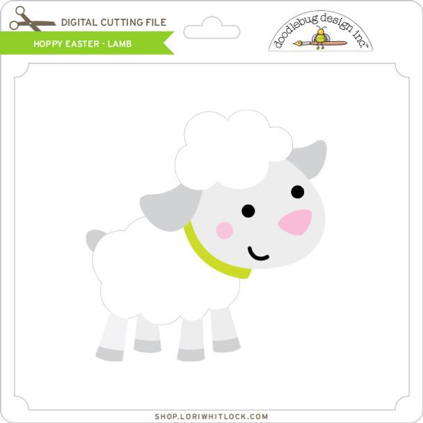 Hoppy Easter - Lamb