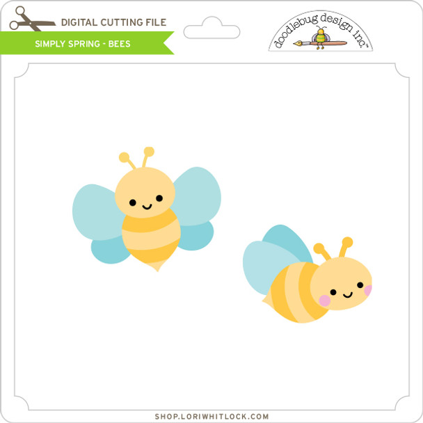 Simply Spring - Bees