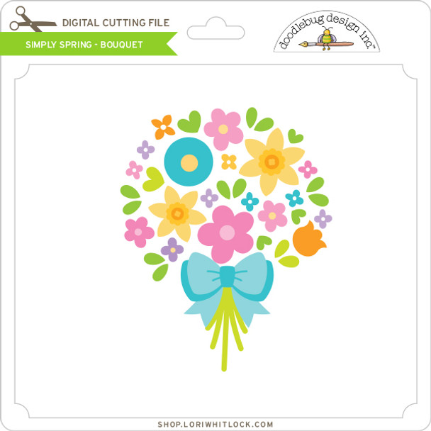 Simply Spring - Bouquet