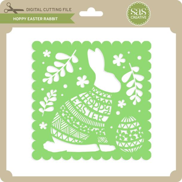 Hoppy Easter Rabbit